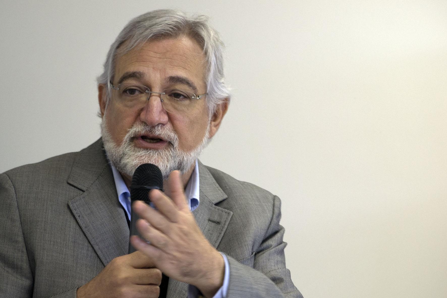 Mario Saad, diretor da FCM. Foto: Marcelo Oliveira. CADCC-FCM/Unicamp