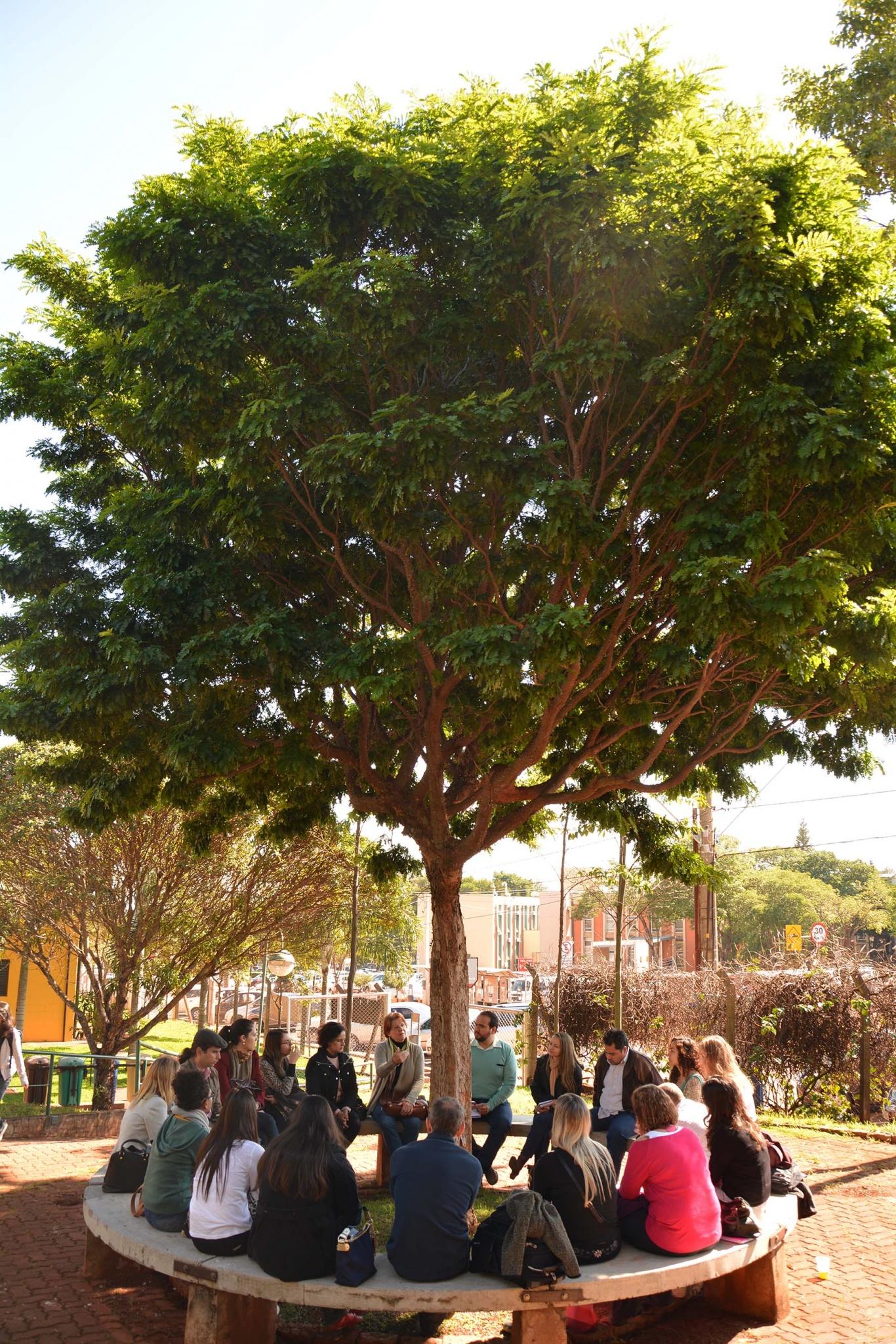 """Na programação, o Seminário """"Em defesa do SUS e do direito à Saúde"""" contou com grupos de debate para a discussão de políticas e estratégias/Foto: Marcelo Oliveira"""