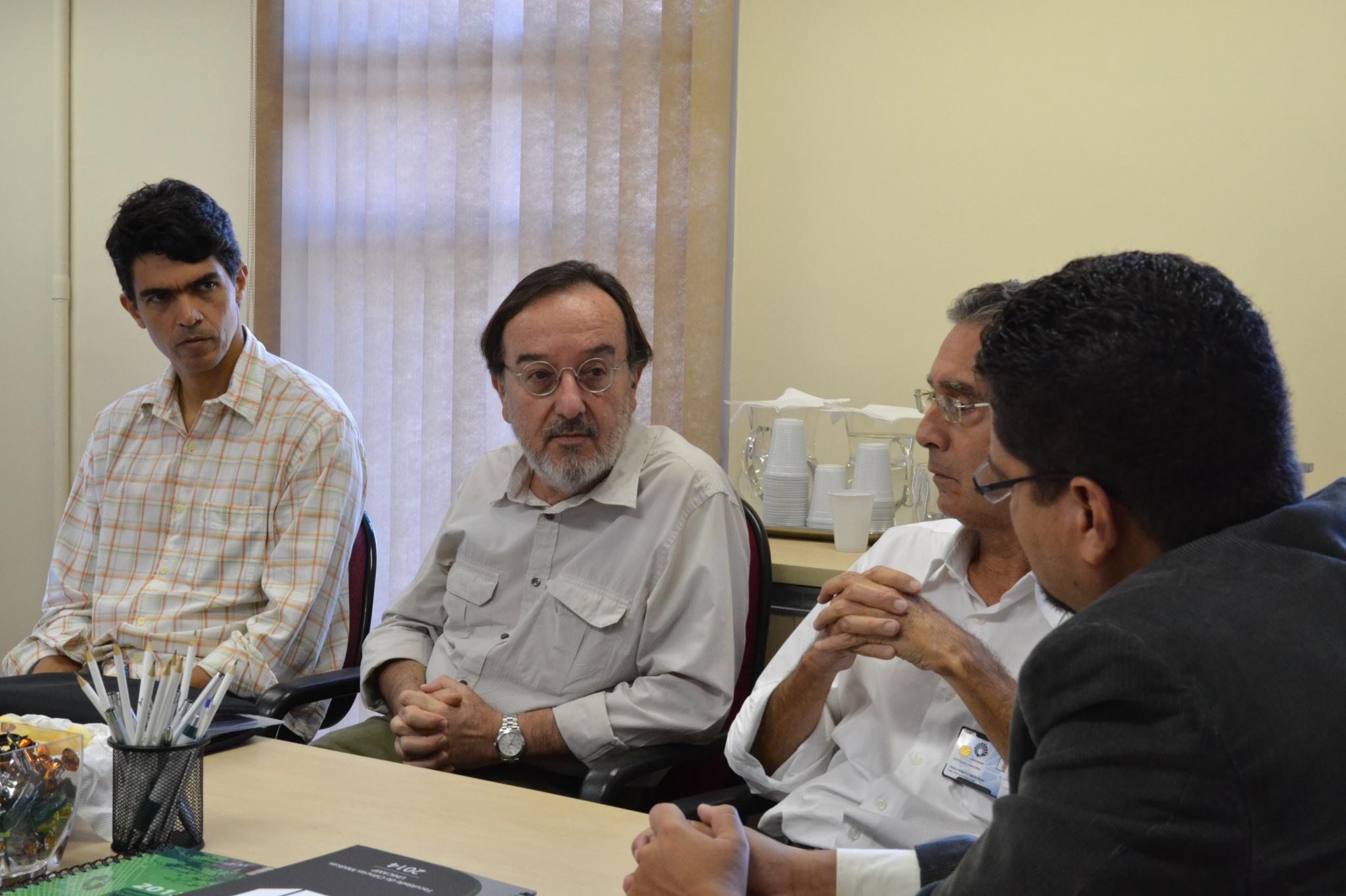 FCM e representante do Ministério da Saúde. Foto: Camila Delmondes. ARPI-FCM/Unicamp