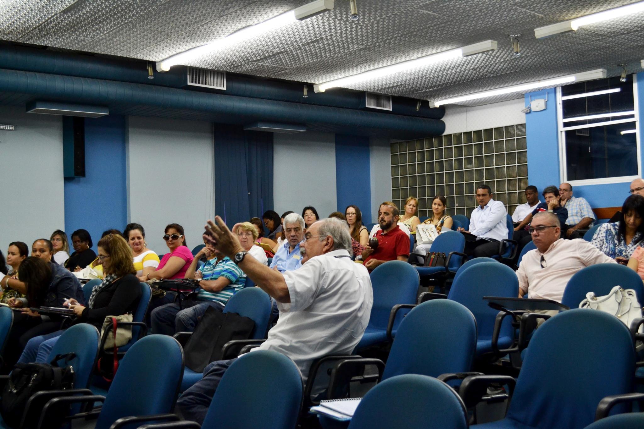 FCM acolhe capacitação regional do Programa Mais Médicos para o Brasil, do Governo Federal/Foto: Camila Delmondes - ARPI - FCM/Unicamp
