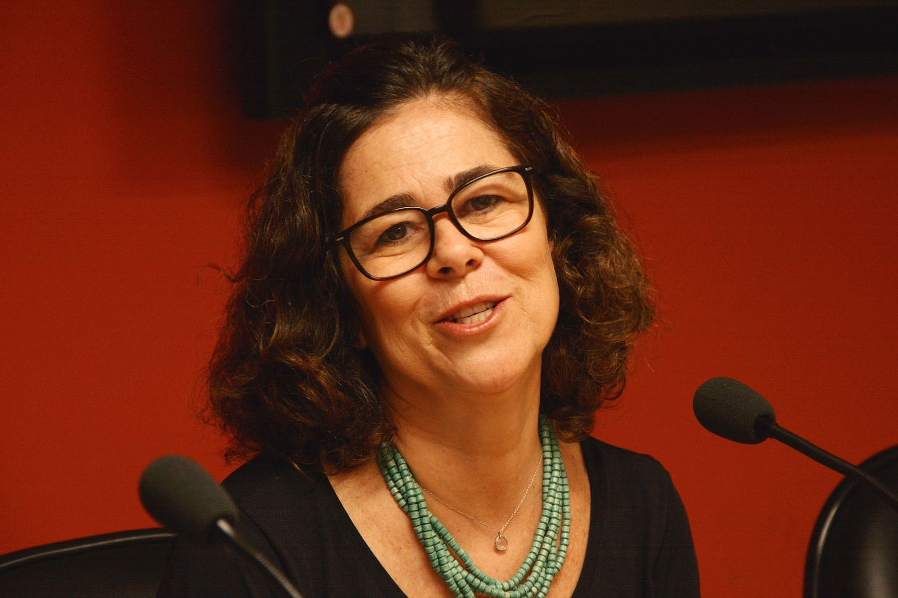 Angela Porto, neta de Gabriel Porto. Foto: Mario Moreira. CADCC-FCM/Unicamp