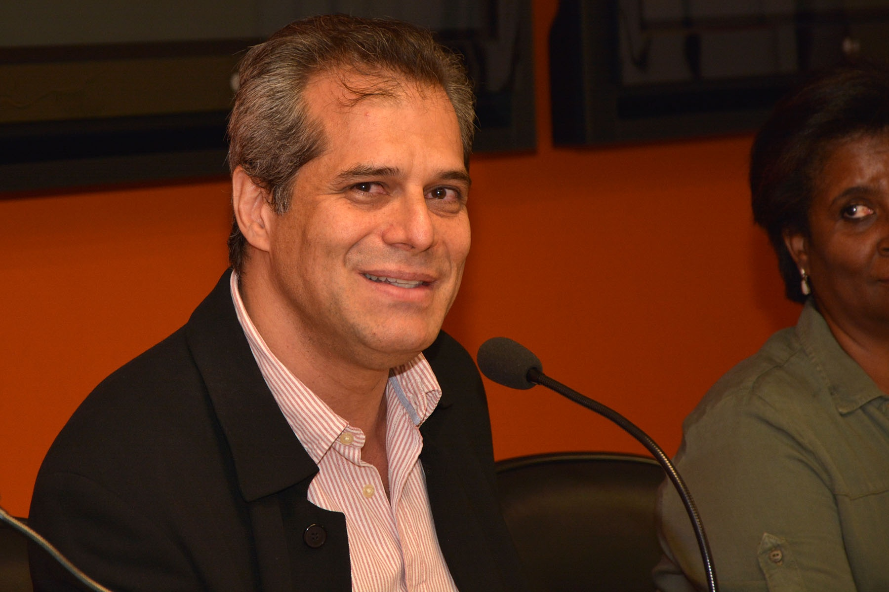 Paulo Eduardo Neves Ferreira Velho, coordenador do curso de graduação em Medicina. Foto: Mario Moreira. CADCC-FCM/Unicamp
