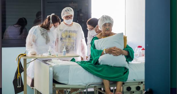 O graduando em Medicina será formado para realizar processos e procedimentos com segurança, referenciados nos mais altos padrões da prática médica.