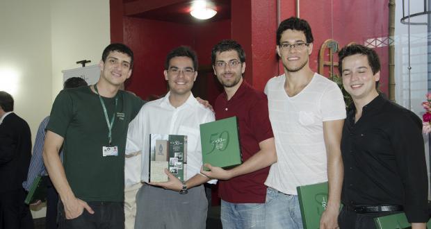 Lançamento do livro dos 50 anos FCM