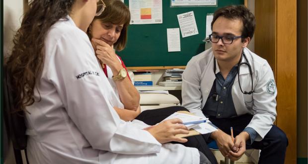 Na Educação em Saúde, o graduando em Medicina deverá corresponsabilizar-se pela própria formação inicial, continuada e em serviço.