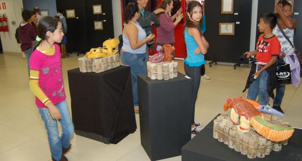 Exposição Bichos da Mata Brasileira (setembro/2012)
