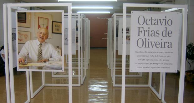 Exposição Octávio Frias (2009)